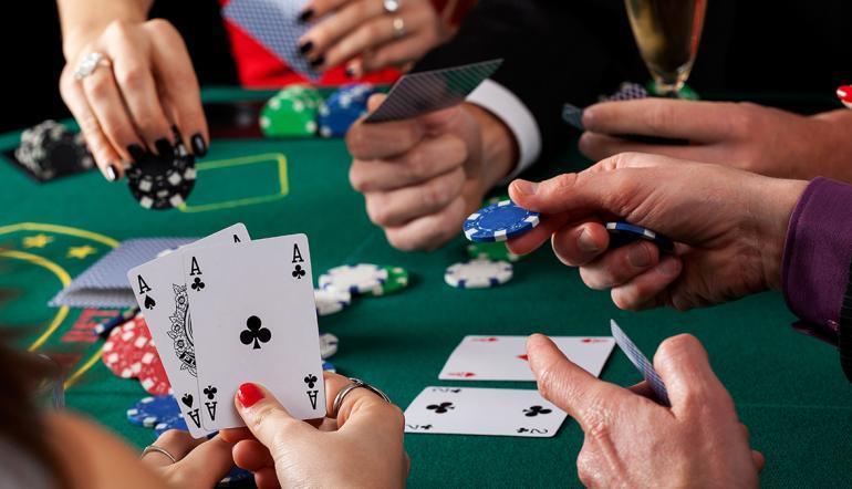 Types of Poker betportion